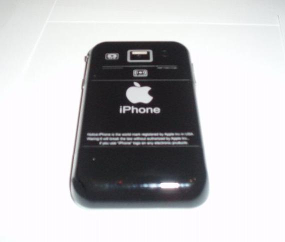 iphone logo verkehrt