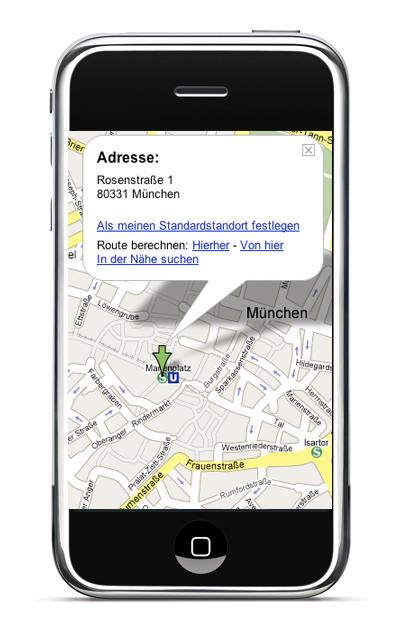 iPhone Store Munich