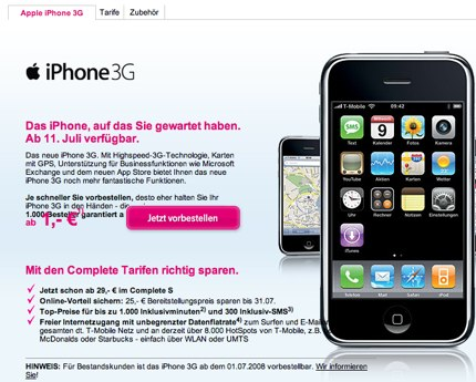 iPhone | Das neue Apple iPhone 3G im T-Mobile Shop.jpg