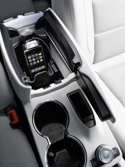 New Mercedes-Benz cradle allows easy iPhone integration |BenzInsider.com - The Official Mercedes-Benz Fan Blog-1.jpg