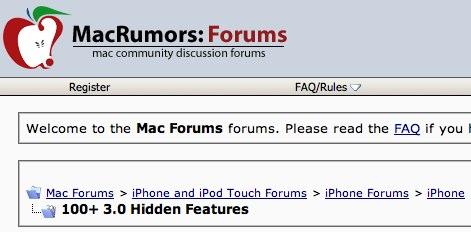 100+ 3.0 Hidden Features - Page 28 - Mac Forums.jpg