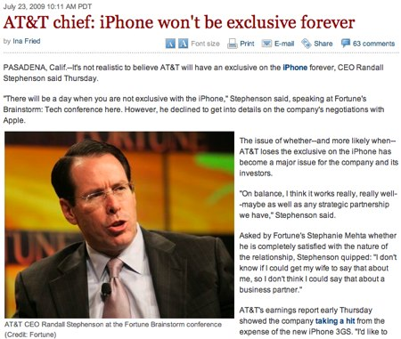 AT&T chief_ iPhone won_t be exclusive forever | Beyond Binary - CNET News.jpg
