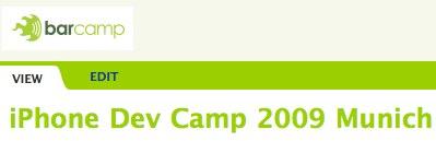 BarCamp _ iPhone Dev Camp 2009 Munich.jpg