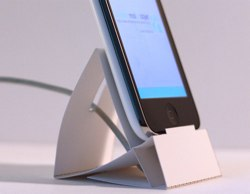 Dessine moi un objet » Blog Archive » Iphone and Itouch paper stand _ dock.jpg