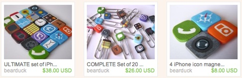 ULTIMATE set of iPhone magnets by bearduck on Etsy.jpg