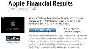 Apple - Quarter 4 - 2009 Financial Results.jpg