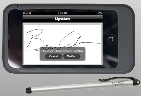 AppleInsider | Exclusive look at Apple_s new iPod touch-based EasyPay checkout-1.jpg