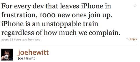 Twitter _ Joe Hewitt_ For every dev that leaves ....jpg