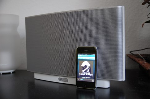 review sonos s5 lautsprecher mit iphone steuerung. Black Bedroom Furniture Sets. Home Design Ideas