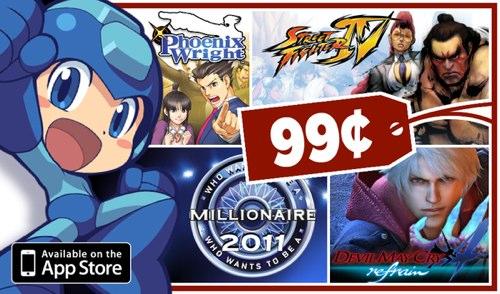 IPhoneBlog de Capcom