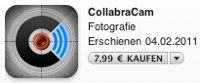 IPhoneBlog de CollabraCam iTunes