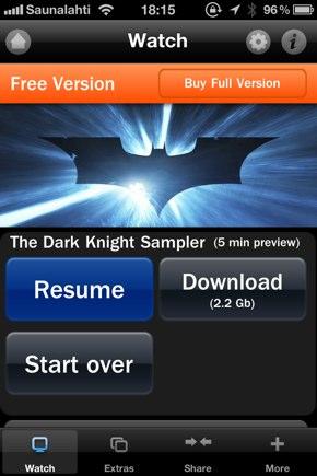 IPhoneBlog de DarkNight