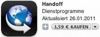 IPhoneBlog de Handoff itunes