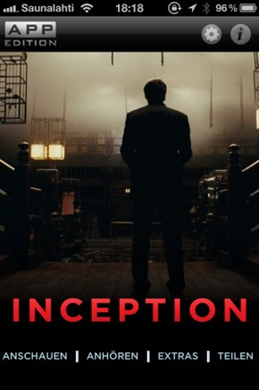 IPhoneBlog de Inception