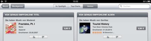 IPhoneBlog de Musik