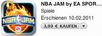 IPhoneBlog de NBA Jam iTunes