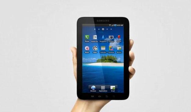 IPhoneBlog de SamsungTab