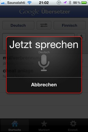 IPhoneBlog de Translate2