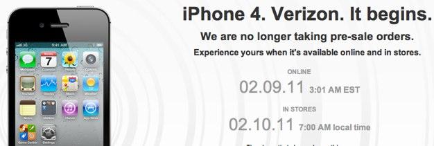 IPhoneBlog de Verizon