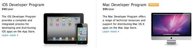 IPhoneBlog de Apple Developer Programs