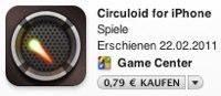 IPhoneBlog de Circuloid iTunes 1