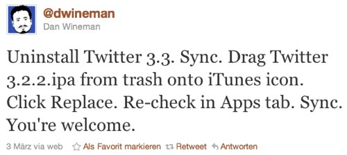 IPhoneBlog de Dan Wineman