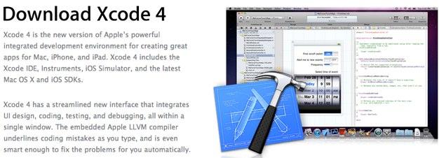 IPhoneBlog de Download Xcode 4