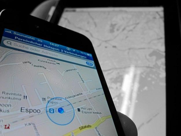 IPhoneBlog de GPS