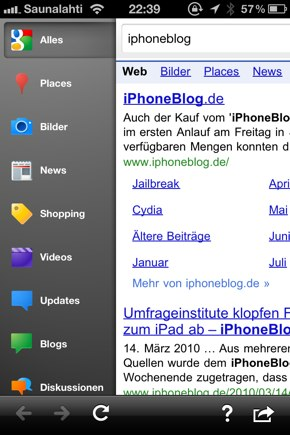 IPhoneBlog de Google1