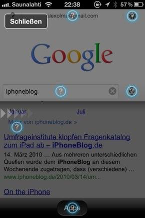 IPhoneBlog de Google2 1
