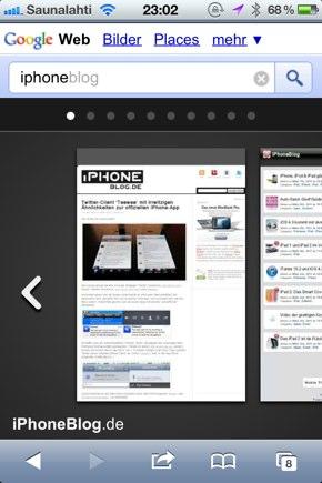 IPhoneBlog de Instant