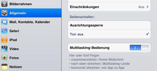 IPhoneBlog de Multitasking