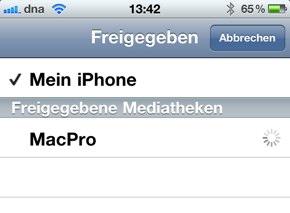 IPhoneBlog de Privatfreigabe2