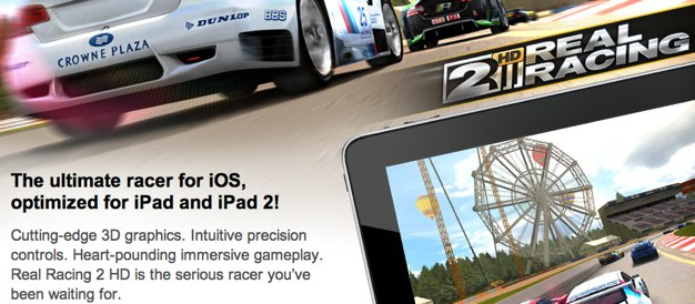 IPhoneBlog de Real Racing 2