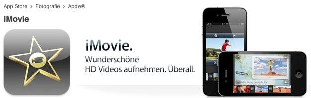 IPhoneBlog de iMovie