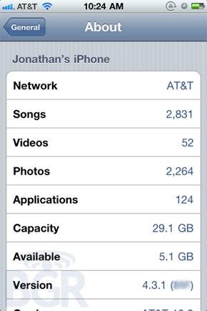 IPhoneBlog de iOS4 3 1