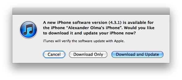 IPhoneBlog de iOS431