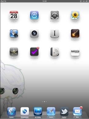 IPhoneBlog de iPad Home1
