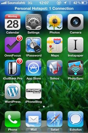 IPhoneBlog de iPhone Home1