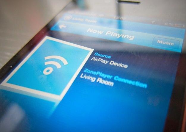 IPhoneBlog de Sonos AirPlay