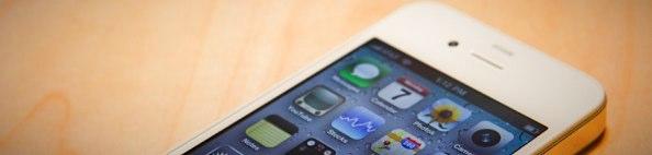 IPhoneBlog de White iPhone