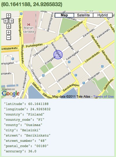 IPhoneBlog de mapping MAC