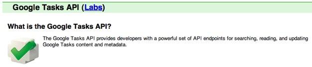 IPhoneBlog de Google Tasks API