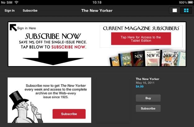 IPhoneBlog de NewYorker