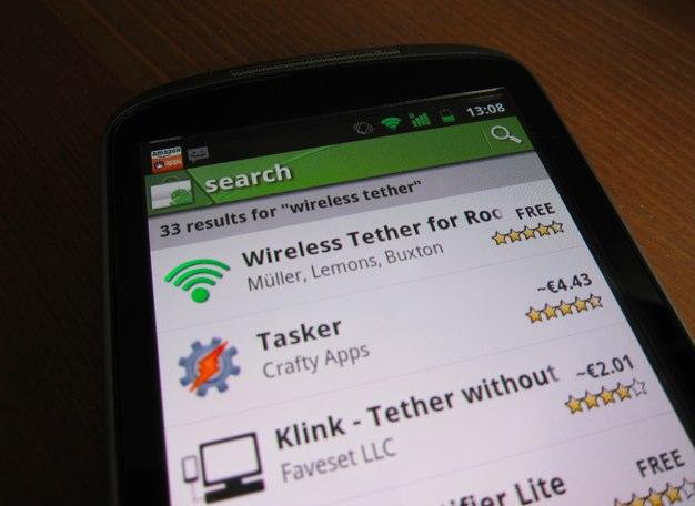 IPhoneBlog de Tether