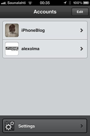 IPhoneBlog de Tweetbot1