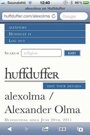 IPhoneBlog de huffduffer1