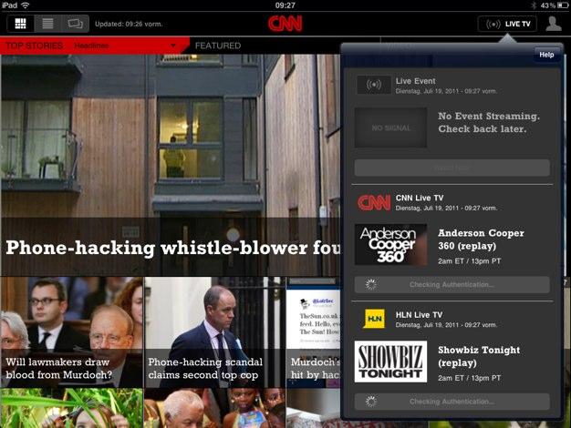 IPhoneBlog de CNN