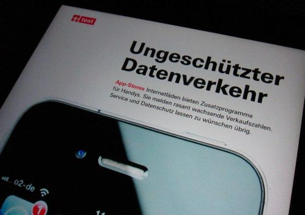 IPhoneBlog de Datenverkehr