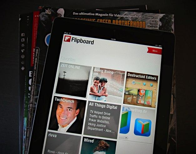 IPhoneBlog de Flipboard 1